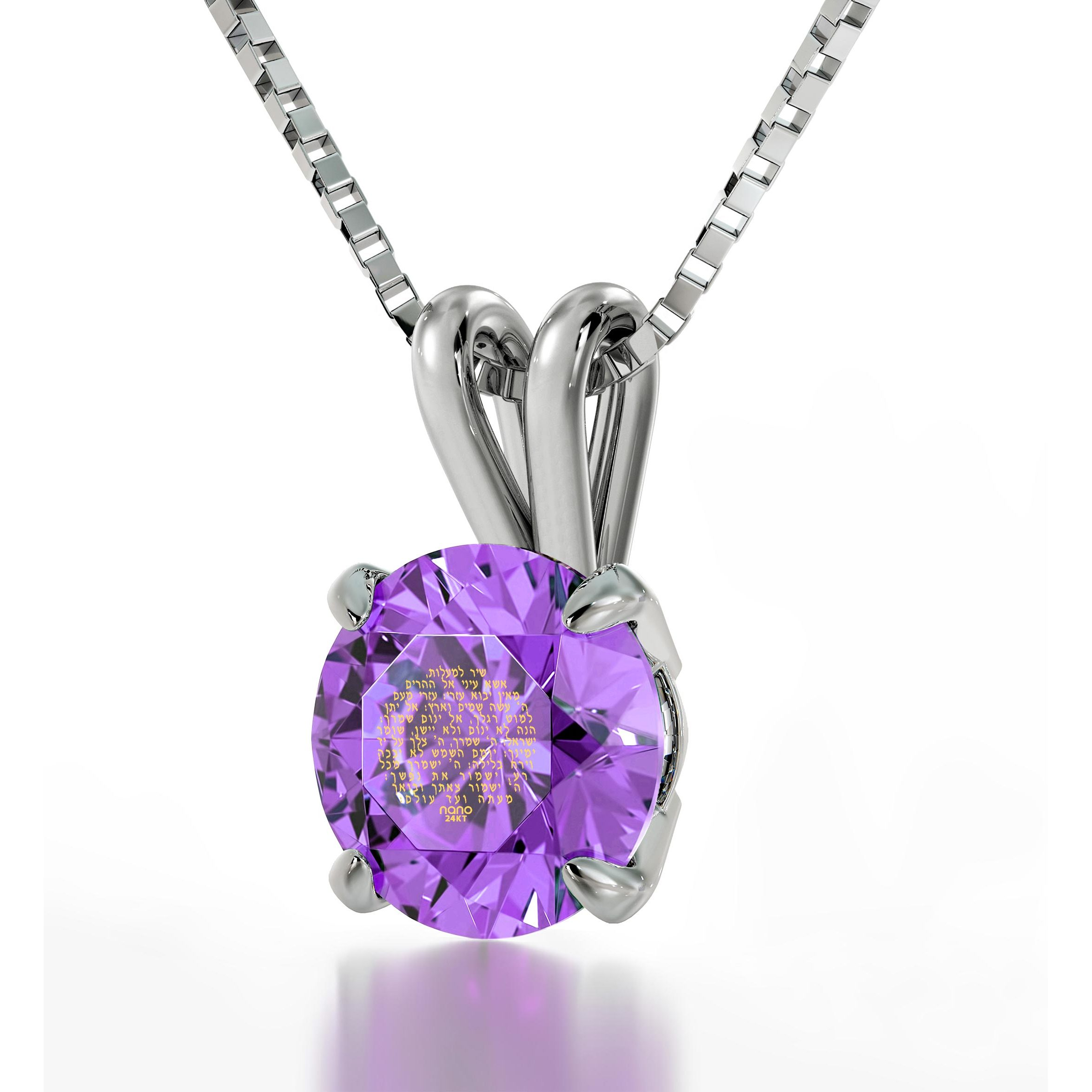 crystal swarovski pendant rose with plated gold product stones raindrop sterling blue narlino oval necklace silver