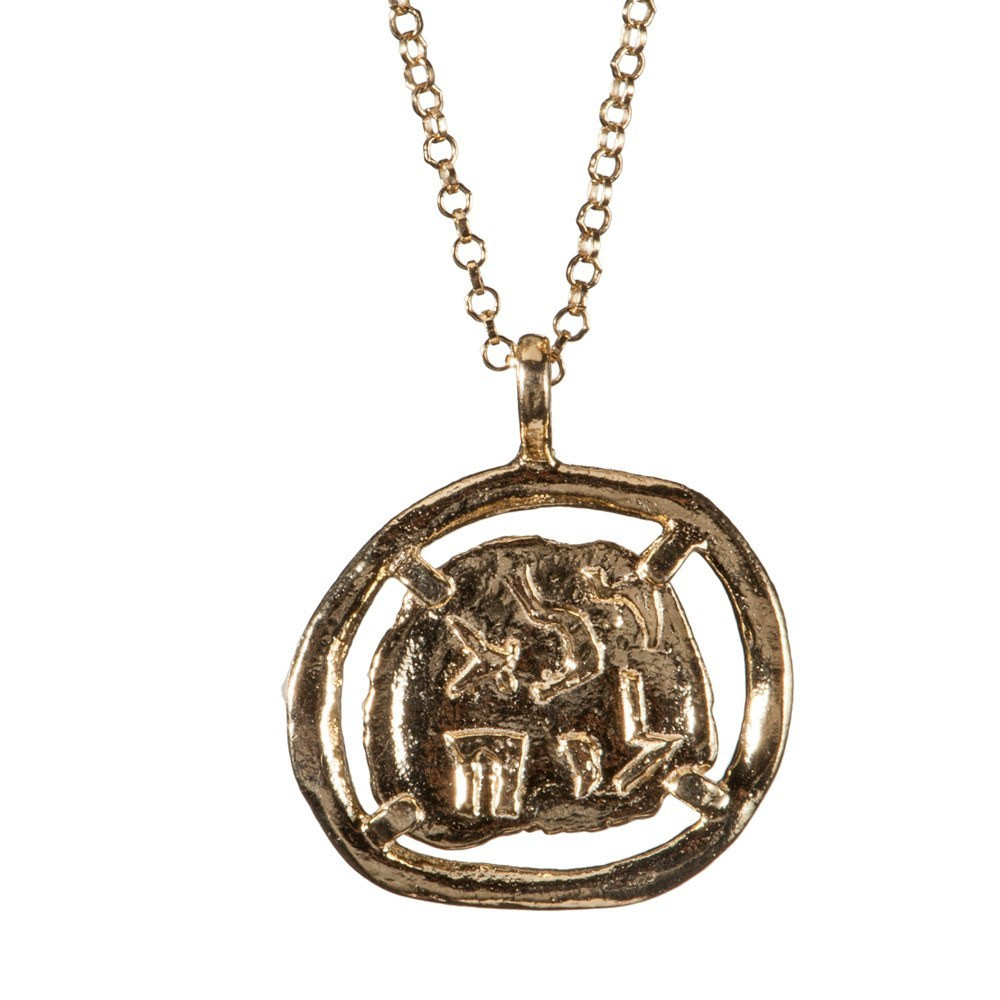 diamond cts ind gold s coin head in pendant u indian