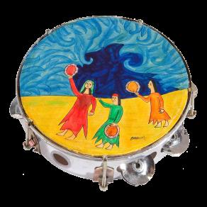 Miriam the Prophetess Tambourine