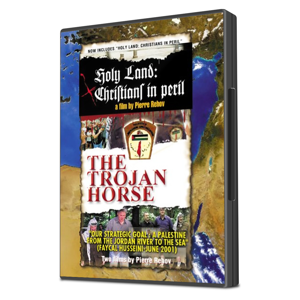 Holy Land: Christians in Peril DVD