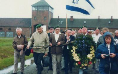 ICF's Story Of A Survivor: Yaakov Silberstien