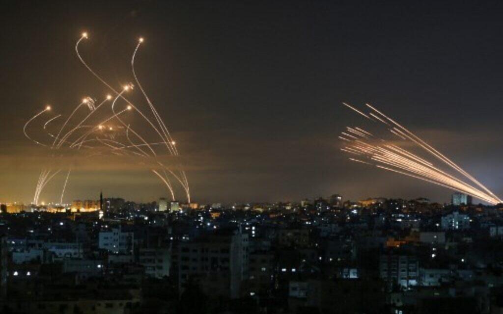 rockets-landing-in-Israel
